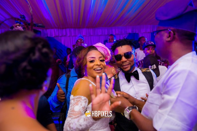"oritsefemi wedding photos8 - Why Oritsefemi's wedding ""outshone"" Banky W's wedding"