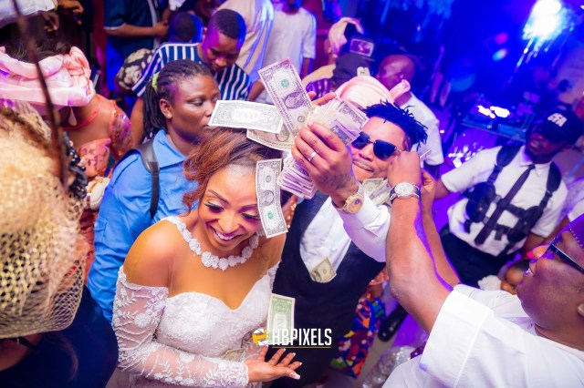 "oritsefemi wedding photos9 - Why Oritsefemi's wedding ""outshone"" Banky W's wedding"