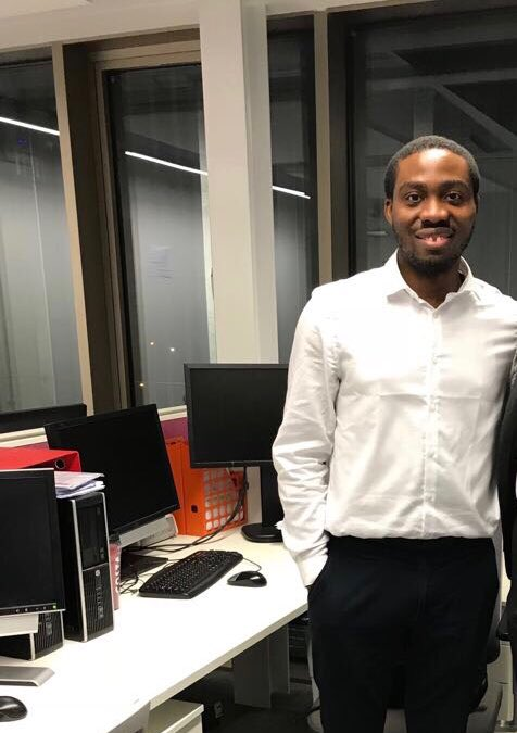 24-Year-Old Nigerian PhD Holder Becomes Youngest Lecturer
