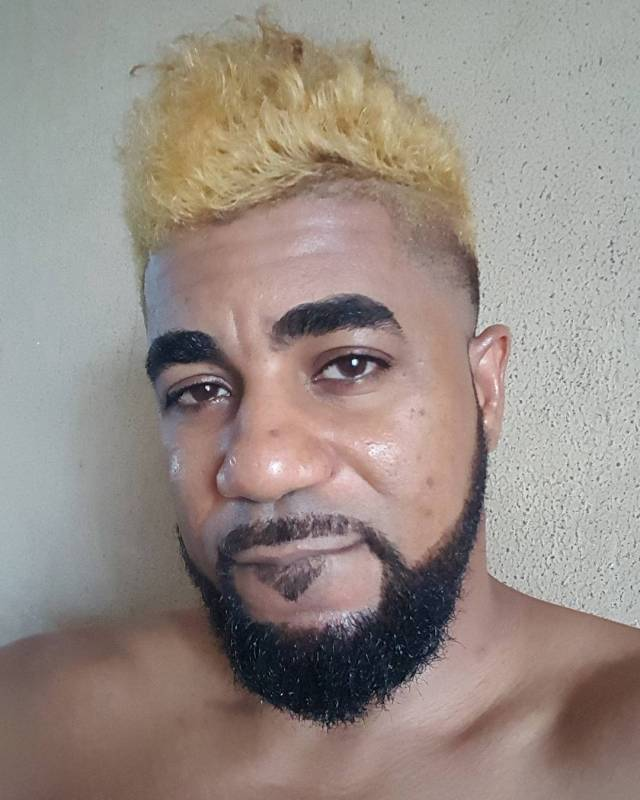 Thin Tall Tony debuts new blonde look