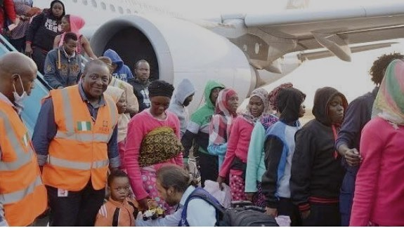 24177448 146695146093075 2850466195449053184 n - Fellow Nigerians abducted, sold us into slavery in Libya — Returnees