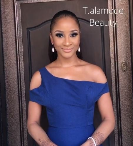 Banky and susu step out3 - Banky W And His Lovely Wife, Adesua, Step Out Looking Fabulous.