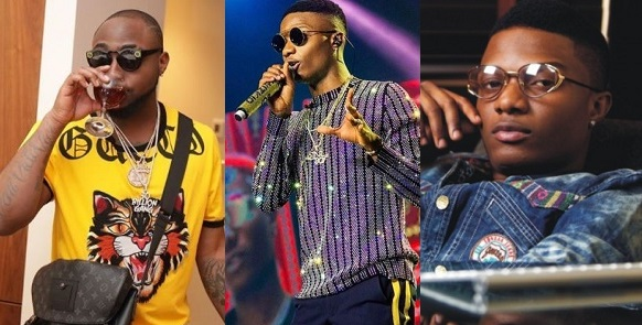 Davido thanks Wizkid