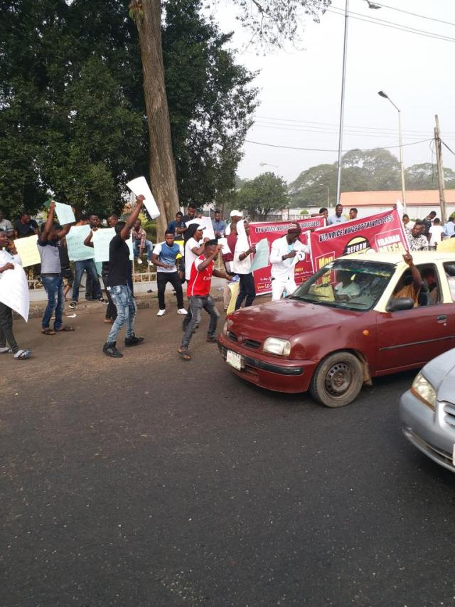 EndSARS 9 - See Photos From The #EndSARS Nationwide Protest