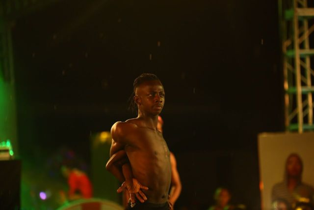 IMG 5930 preview - Davido, Runtown, Mr. P, Niniola, Oritsefemi, 9ice, Olu Maintain, Falz & more Shutdown Barbeach at the Merrybet Celebrity Fans Challenge Event