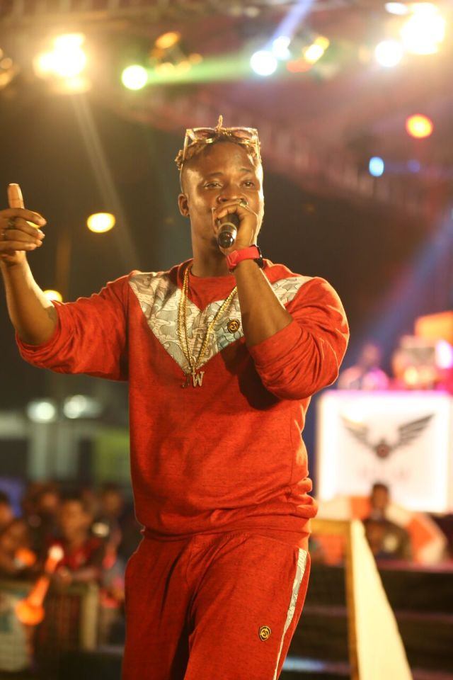 IMG 6274 preview - Davido, Runtown, Mr. P, Niniola, Oritsefemi, 9ice, Olu Maintain, Falz & more Shutdown Barbeach at the Merrybet Celebrity Fans Challenge Event
