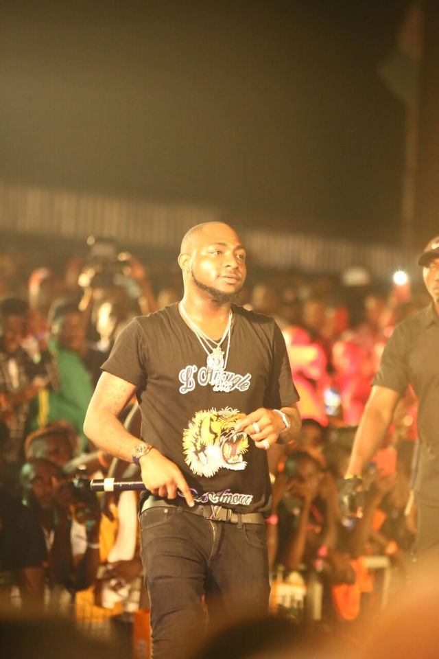 IMG 7739 preview - Davido, Runtown, Mr. P, Niniola, Oritsefemi, 9ice, Olu Maintain, Falz & more Shutdown Barbeach at the Merrybet Celebrity Fans Challenge Event