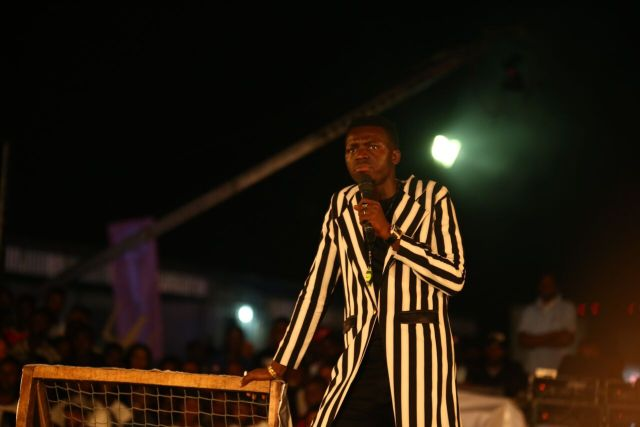 MCFC13 - Davido, Runtown, Mr. P, Niniola, Oritsefemi, 9ice, Olu Maintain, Falz & more Shutdown Barbeach at the Merrybet Celebrity Fans Challenge Event