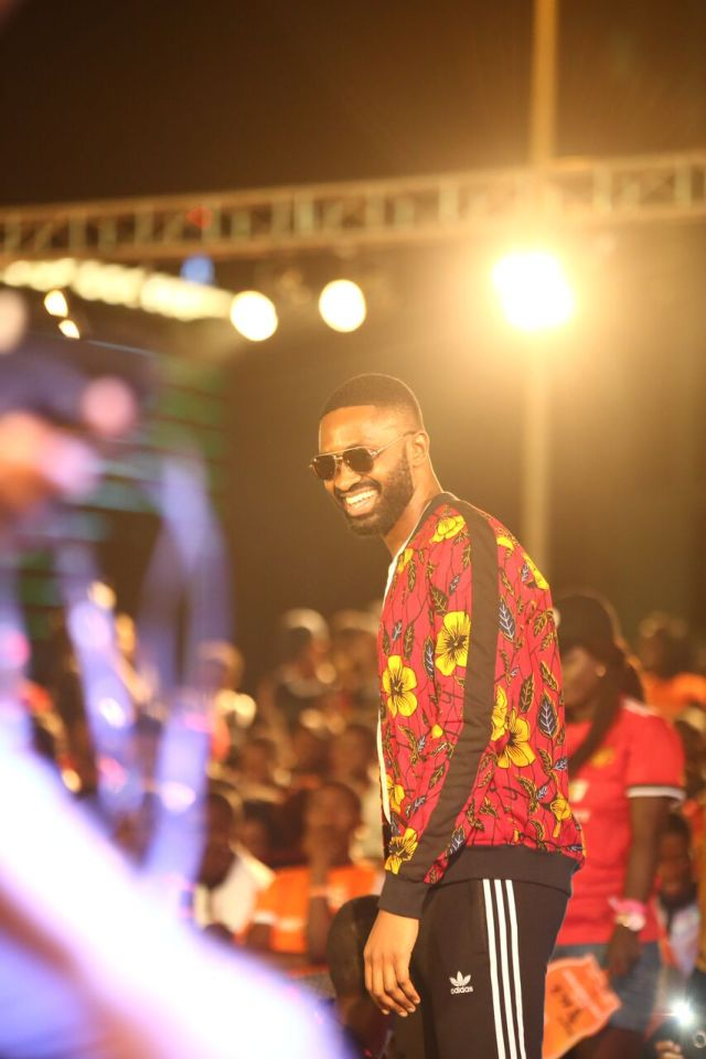 MCFC19 - Davido, Runtown, Mr. P, Niniola, Oritsefemi, 9ice, Olu Maintain, Falz & more Shutdown Barbeach at the Merrybet Celebrity Fans Challenge Event