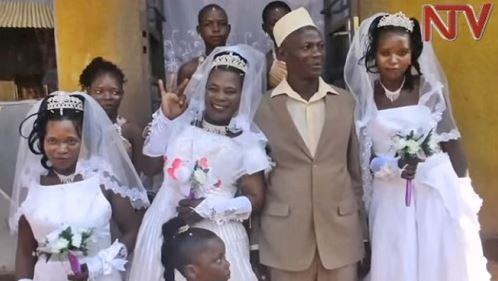 Man Marries Three Women