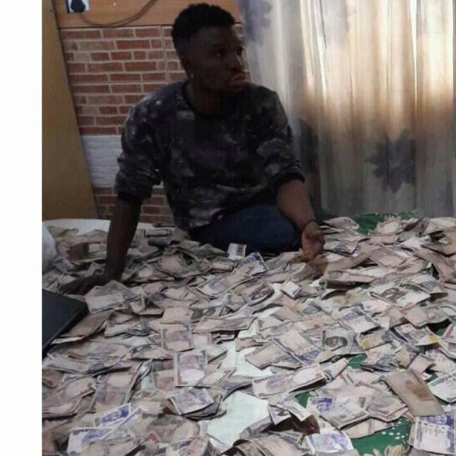 Obg 02 - Nigerian big boy ready to give 5 million and a 3m car to any lady willing to become his baby mama