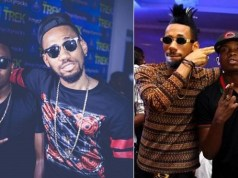 Olamide Reacts Phyno's Concert