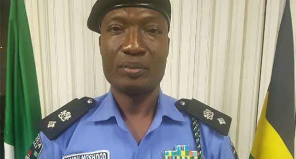 "Police PRO Jimoh Moshood 600x323 - ""People calling for scrapping of SARS may likely be armed robbers"" – Police PRO #EndSars"