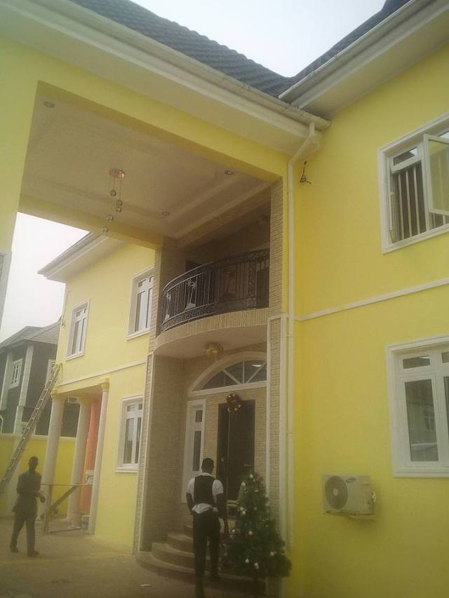 Tope Alabi House Dedication 012 - PHOTO: Tope Alabi moves into new  House