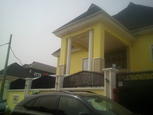 Tope Alabi House Dedication 016 - PHOTO: Tope Alabi moves into new  House