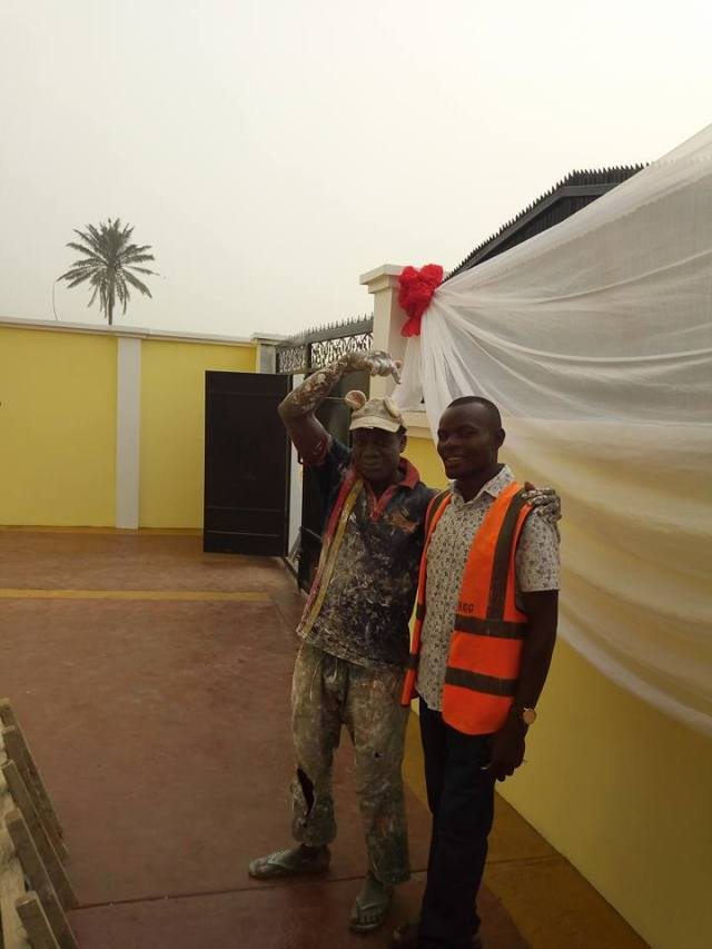Tope Alabi House Dedication 020 - PHOTO: Tope Alabi moves into new  House