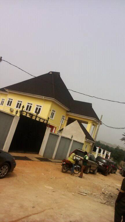 Tope Alabi House Dedication 023 - PHOTO: Tope Alabi moves into new  House