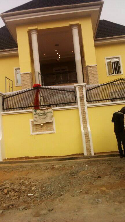 Tope Alabi House Dedication 024 - PHOTO: Tope Alabi moves into new  House