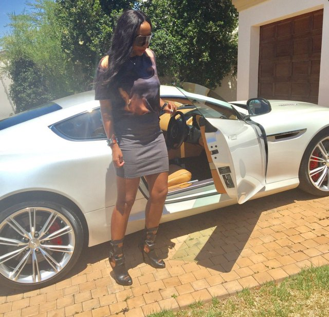 Uyanda 02 - South African Lady Shows Off Her Luxurious Lifestyle To Prove It Doesn't Equate Happiness (Photos)