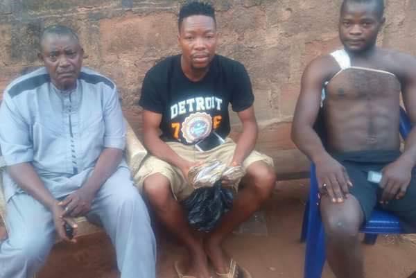 Unemployed Nigerian Graduate Returns