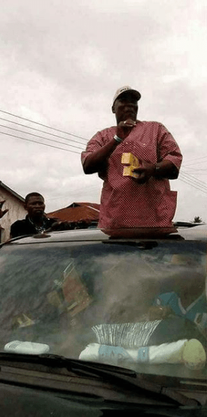 osun assembly speaker spotted throwing gala