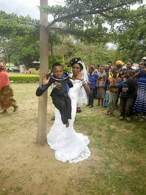love4 - Love is Wonderful !!! Physically Challenged Man Marries Pretty Lady