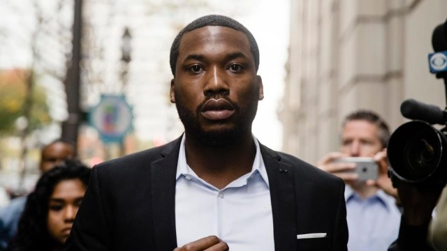 Meek Mill Washes Dishes In Pennsylvania Prison For 19 Cent An Hour
