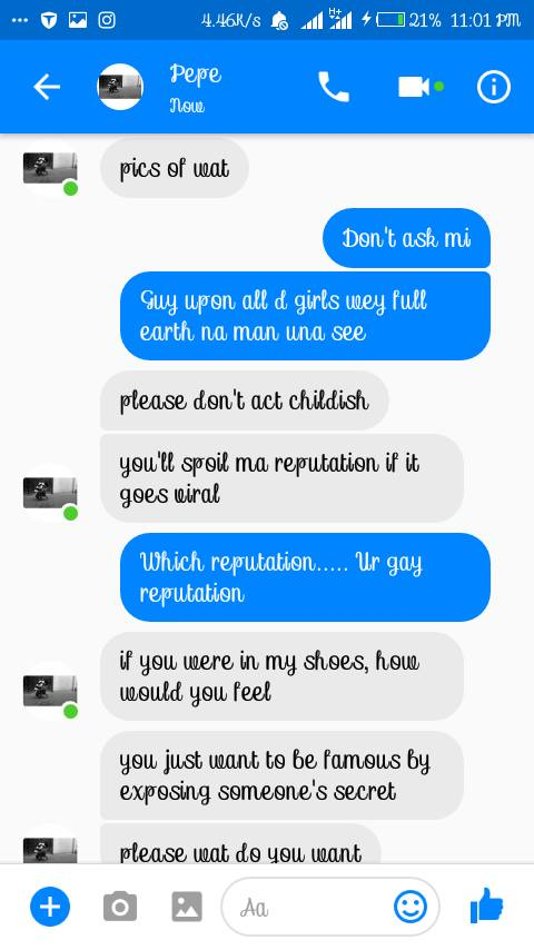 milis 02 - Two Nigerian Facebook Guys Gets Exposed As Gays! (Photos)