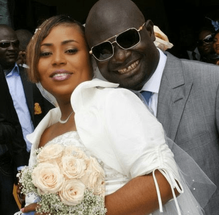 Billionaire Oil Magnate Ayiri Emami Celebrate 8th Wedding Anniversary