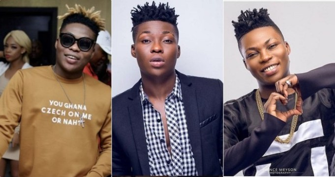 Reekado Banks Boasts