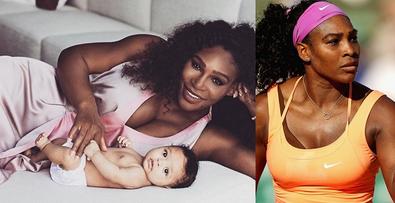 Serena Williams reveals