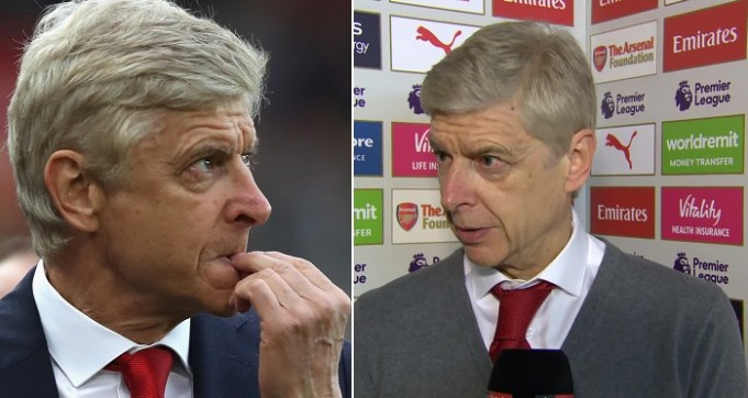 """I Would Have Committed Suicide"" – Arsene Wenger Reveals After Chelsea Match"