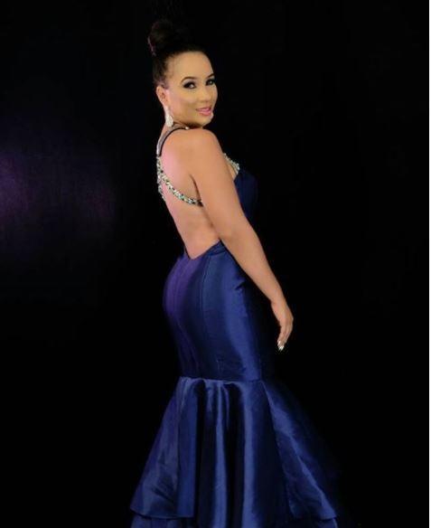 Actress Ibinabo Fiberesima