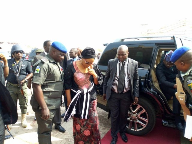 mass burial 012 - Photos from the mass burial for the 75 victims of the Fulani herdsmen attack in Benue
