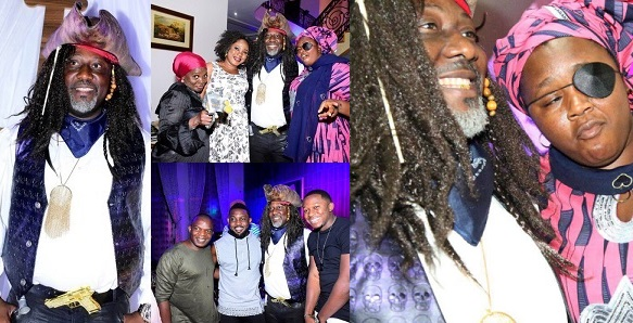 "Photos From Senator Dino Melaye's ""Pirates Of The Caribbean"" Themed Birthday Party"