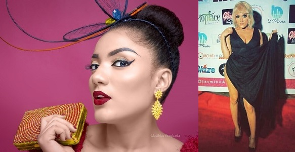 #BBNaija Gifty steps out without pant. (Photos)
