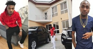 Mayorkun Acquires New House