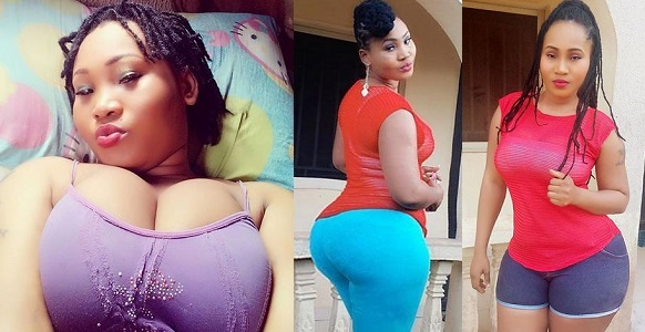 """S*x Is Holy, the way to a man's heart is how you respect and satisfy him in bed"" – Actress Angel Christopher"