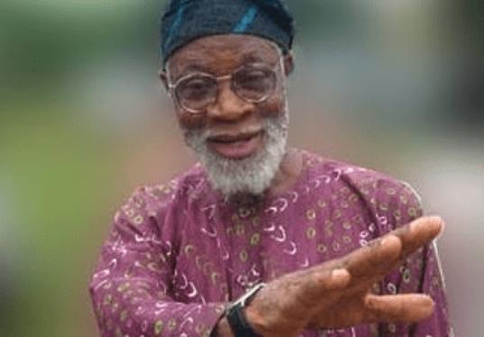 Professor Akinwunmi Isola Dies