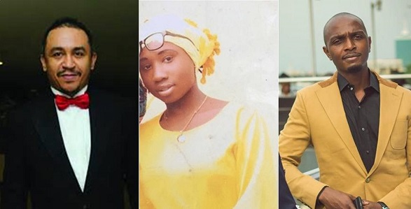 Freeze and IK Osakioduwa give their thoughts on the Christian Dapchi girl.