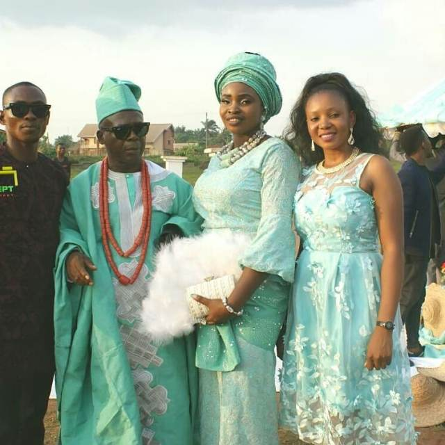 tboss dad marries new wife