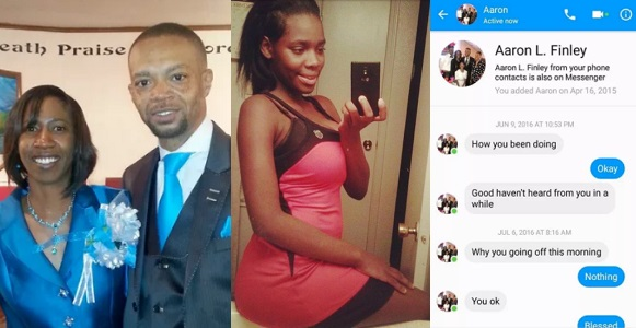 Woman leaks alleged sexting messages