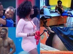 BBNaija 2018 highlights