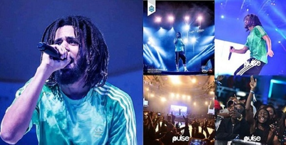 Jcole thrill Nigerians