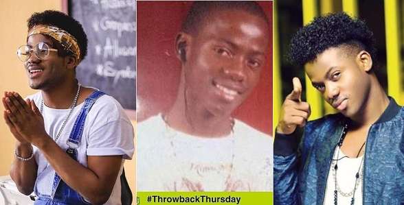 Korede Bello shares Throwback