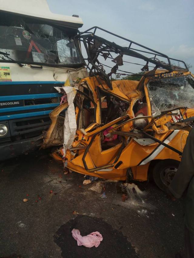Keke Napep accident
