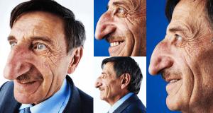 Longest nose
