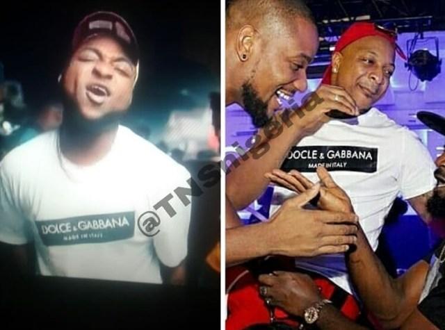 IK Ogbonna fake designer shirt
