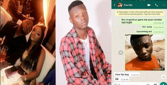 Young Nigerian man