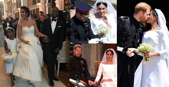 Alakija son wedding